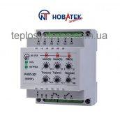 Трифазне реле напруги і контролю фаз РНПП 301 Новатек-Електро