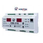 Трифазне реле обмеження потужності ОМ-310 програмоване Новатек-Електро