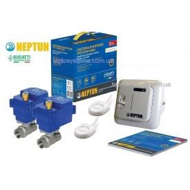 """Система контроля протечки воды СКПВ NEPTUN Bugatti MINI 220В 3/4"""" Neptun"""