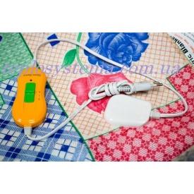 Электропростынь LUX Electric Blanket 120х160 байка