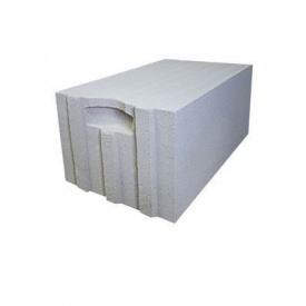 Газоблок Aeroc D500 400x250x600 Паз гребень