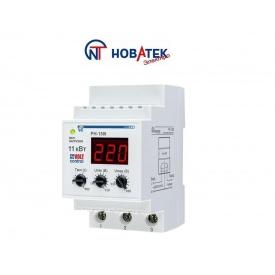 Реле контроля напряжения РН-150Т 50А Volt Control Новатек-Электро