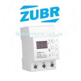 Реле контролю напруги ZUBR D16 однофазне DS Electronics