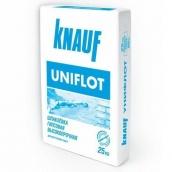 Гіпсова шпаклівка для стиків Knauf Uniflott 25 кг
