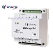 Блок Новатек-Електро обміну і передачі даних БО-01 для УБЗ-301