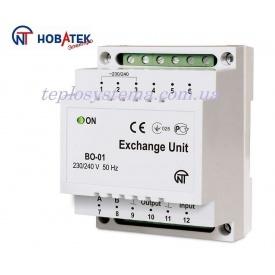 Блок Новатек-Электро обмена и передачи данных БО-01 для УБЗ-301