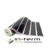 Інфрачервона нагрівальна плівка In-Therm T-305 50 см 220 Вт/м2