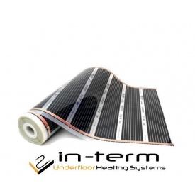 Инфракрасная нагревательная пленка In-Therm T-305 50 см 220 Вт/м2