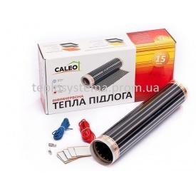 Инфракрасный пленочный теплый пол CALEO Classic 220 0,5 1.0