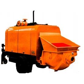 Дизельний бетононасос DHBT 60S-13-130