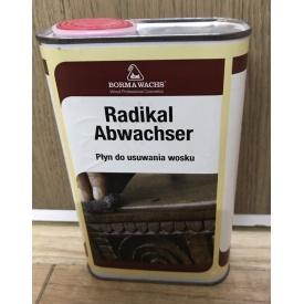 Очиститель-жидкость для удаления воска Radikal Abwachser 1 л