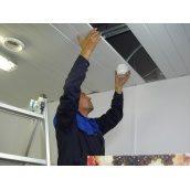 Монтаж систем охорони і відеоспостереження будинку