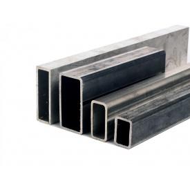 Труба прямоугольная 50х25х1,8 мм