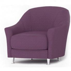 Кресло Софино Маэстро 830x670x770 мм фиолетовое