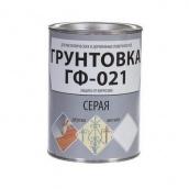 Грунтівка по металу ГФ-021 сіра 0,9 кг