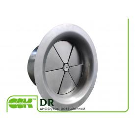 Вентиляційний дифузор ротаційний DR