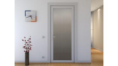 Міжкімнатні пластикові двері: види, характеристики