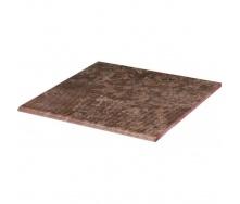 Клінкерний східець Paradyz Ilario brown prosta struktura 30x30 см