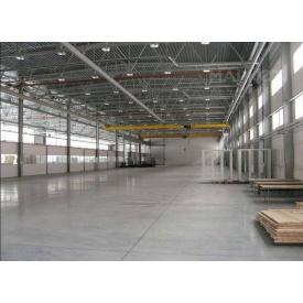 Підлога для складського приміщення