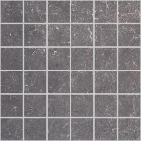 Мозаїка Zeus Ceramica Il Tempo керамограніт 300х300 мм nero (MQCXSN9)