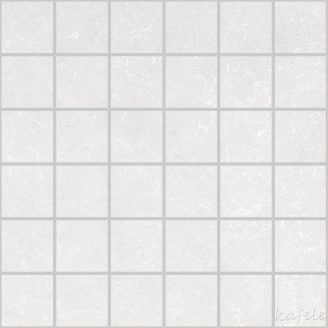 Мозаика Zeus Ceramica Il Tempo керамогранит 300х300 мм bianco (MQCXSN1)