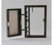 Люк-невидимка ревизионный нажимной под плитку и мозаику 200х300 мм