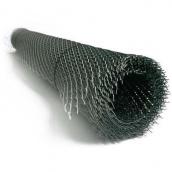 Сетка просечно-вытяжная оцинкованная 17х40 мм 10 м2