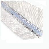 Уголок алюминиевый со стеклосеткой 3 м