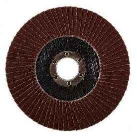 Круг пелюстковий торцевій 125 мм зерно 60