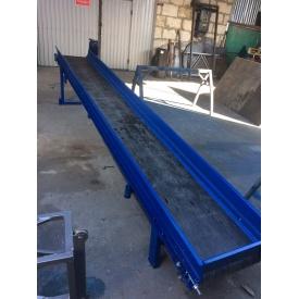 Ленточный конвейер 6 м 8 мм 3 кВт