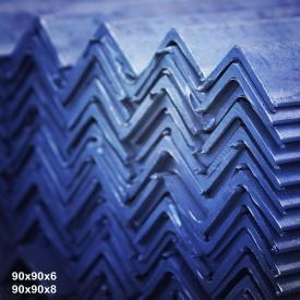 Уголок горячекатаный сталь 3пс 90х90х6 мм 12 м