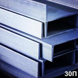 Швелер № 30П сталь 3пс5 12 м