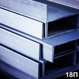 Швелер № 18П сталь 3пс5 12 м