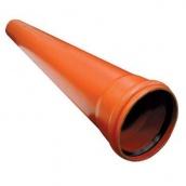 Труба для зовнішньої каналізації 160 мм 3 м - 3,2 мм