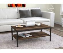 Журнальний столик L-1 Loft Design Горіх Модена