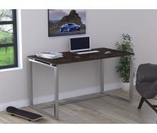 Офисный стол Loft design Q-135 1350х750х700 мм Венге Корсика