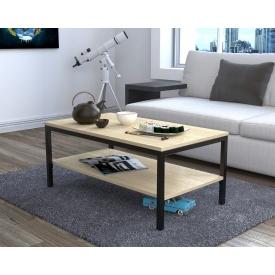 Журнальный столик L-1 Loft Design Дуб Борас