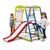 Дитячий спортивний комплекс для будинку SportWood Plus 2 SportBaby