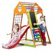 Дитячий спортивний комплекс для будинку KindWood Plus 3 SportBaby