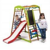 Дитячий спортивний комплекс для будинку BabyWood Plus 3 SportBaby