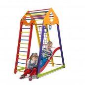 Дитячий спортивний комплекс BambinoWood Color Plus 1 SportBaby