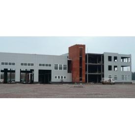 Строительство производственных и промышленных зданий