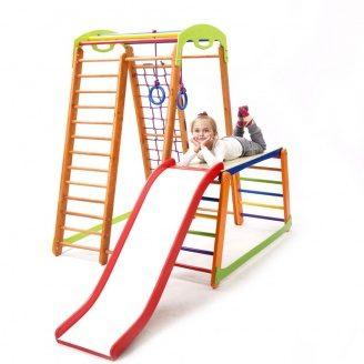 Дитячий спортивний куточок Малюк 2 Plus 1-1 SportBaby