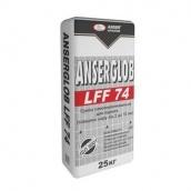 Самовыравнивающая смесь для пола Ансерглоб ЛФФ-74 2-10 мм 25 кг