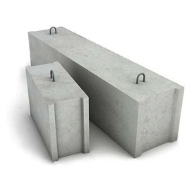 Фундаментный блок Каскад-Бетон ФБС 12.5.6-Т 1180х500х580 мм