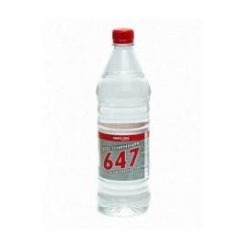 Растворитель 647 1 л