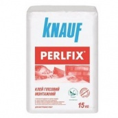 Клей для гипсокартона KNAUF Perlfix 15 кг