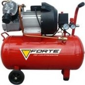 Оренда компресора FORTE V-0.4/100 100 Л