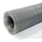 Сетка сварная оцинкованная 0,7х12,5х12,5 мм 1х30 м