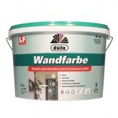 Краска интерьерная Dufa Wandfarbe D1a дисперсионная матовая 5 л